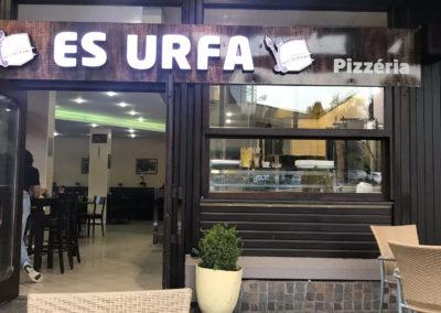 ES Urfa Pizza Kebap