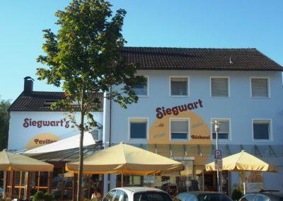 Bäckerei-Konditorei Siegwart KG