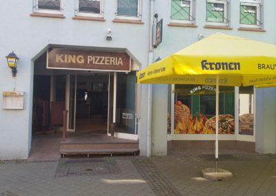 Pizzeria King