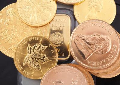 Die Goldgalerie